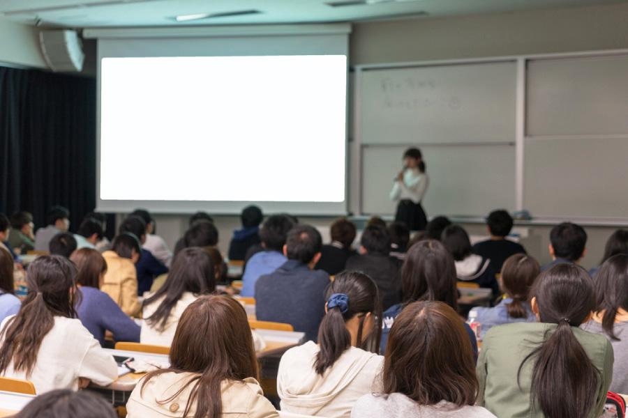 学内ライブ講座